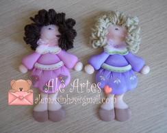 Aplique boneca Nina Ref 190
