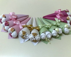 Mini Baby Socks Bouquet