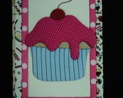 Caderno Cupcake