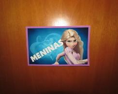Placas para toaletes