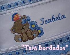 Lembrancinha Toalha Infantil/M�o Ursinho