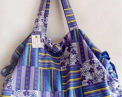 Bolsa Toalha Azulzinha