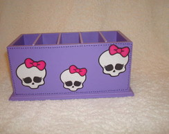 Porta Controle Remoto  Monster High