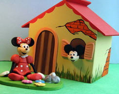 Minie e Mickey biscuit