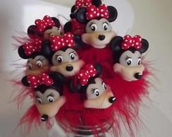 Ponteira de l�pis da Minnie e Mickey