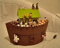 Abajur Arca de No�