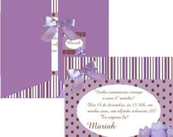 Convite Tulipas