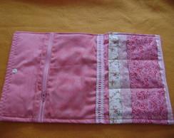 Carteira tecido