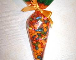 Cenoura com confetti