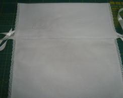 Envelope de maternidade transparente