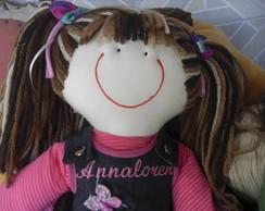 Boneca de Pano Annaloren