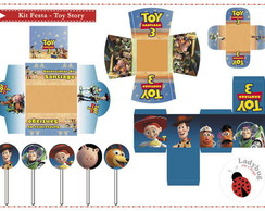 KIT FESTA DIGITAL - TOY STORY
