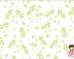 Papel vegetal estampado 004