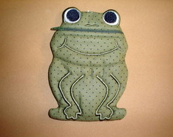 Bolsinha Frog
