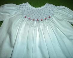 Vestido de Beb� 'Bala de C�co'