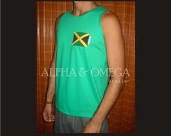 Regata Reggae Jamaica Style VERDE