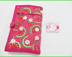 sacola ecol�gica com ziper