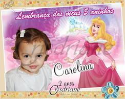 Lembran�a princesa Aurora