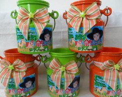 Mini Leiteira Personalizada 500 ml