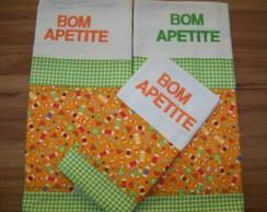 Kit panos de prato MIni Cupcakes