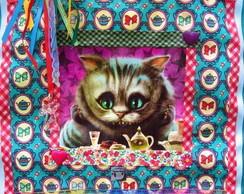 Sacola Gato da Alice