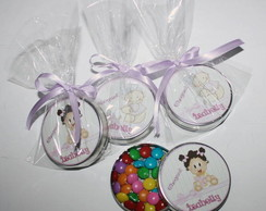 Latinhas Personalizadas mint to be