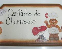 Guirlanda Cantinho do Churrasco