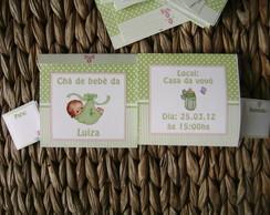 Tarja Ch� de Beb�: Verde �gua