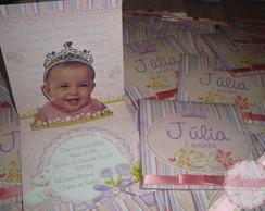 Convite Princesa PopUp