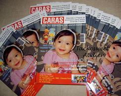 Convite Personalizado - Revista Caras