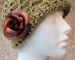 Gorro Touca Belle �poque por encomenda