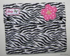 Capa para Tablet / Ipad Zebra Charmosa