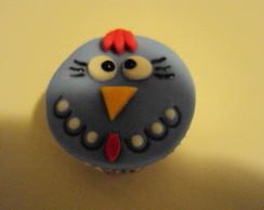 Cupcakes/mini cupcakes Galinha pintadinha
