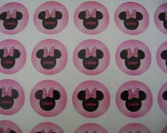 Arte adesivo ou tag: Minnie