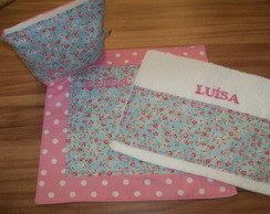 Kit escolar Mini rosas