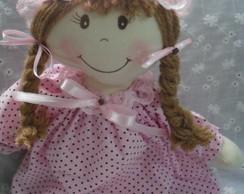 Boneca Malu M�dia