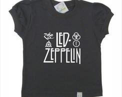 Camisetinha Led Zeppelin