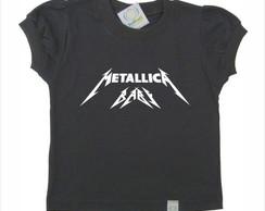 Camisetinha Metallica