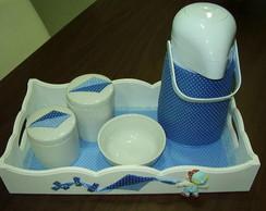 Kit de higiene pipa