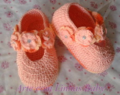 sapatinho Baby  Lily