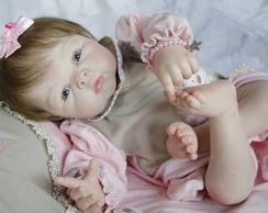 Boneca Reborn Nicole