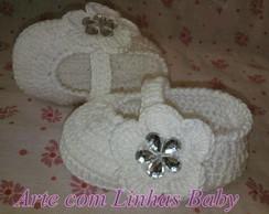 Sapatinho Baby  Kamilly