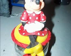 Pote de papinha Minnie