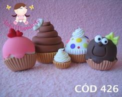 C�d 426 Molde de cup cake SOMENTE A BASE