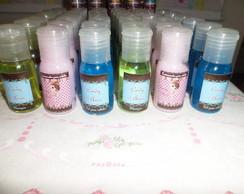 Shampoo, Condicionador e Gel de cabelo