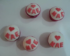 cup cake decorados