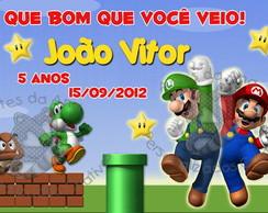 Tag Mario Bros e Luigi