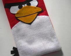 Porta Celular Angry Birds