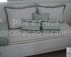 (CAO 0001) Conjunto cama da bab�