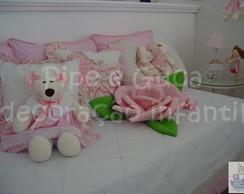 (CAA 0008) Conjunto cama da bab�